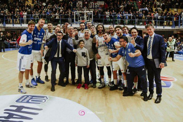 Final8: Avellino-Brindisi in diretta oggi su Eurosport 2 can. 211 Sky