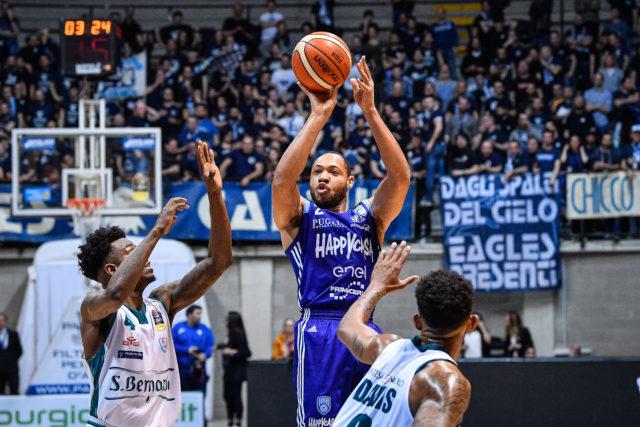 Jeremy Lamar Chappell Pallacanestro Cantu' - Happy Casa Brindisi Basket Serie A LBA 2018/2019 Desio 04 March 2019 Foto Mattia Ozbot / Ciamillo-Castoria