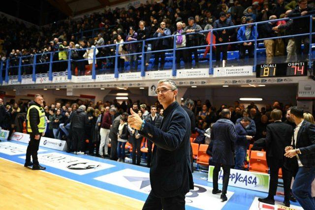 """Presidente Marino: """"Il mio sogno è confermare il roster attuale. Guardiamo al presente pensando al futuro"""""""