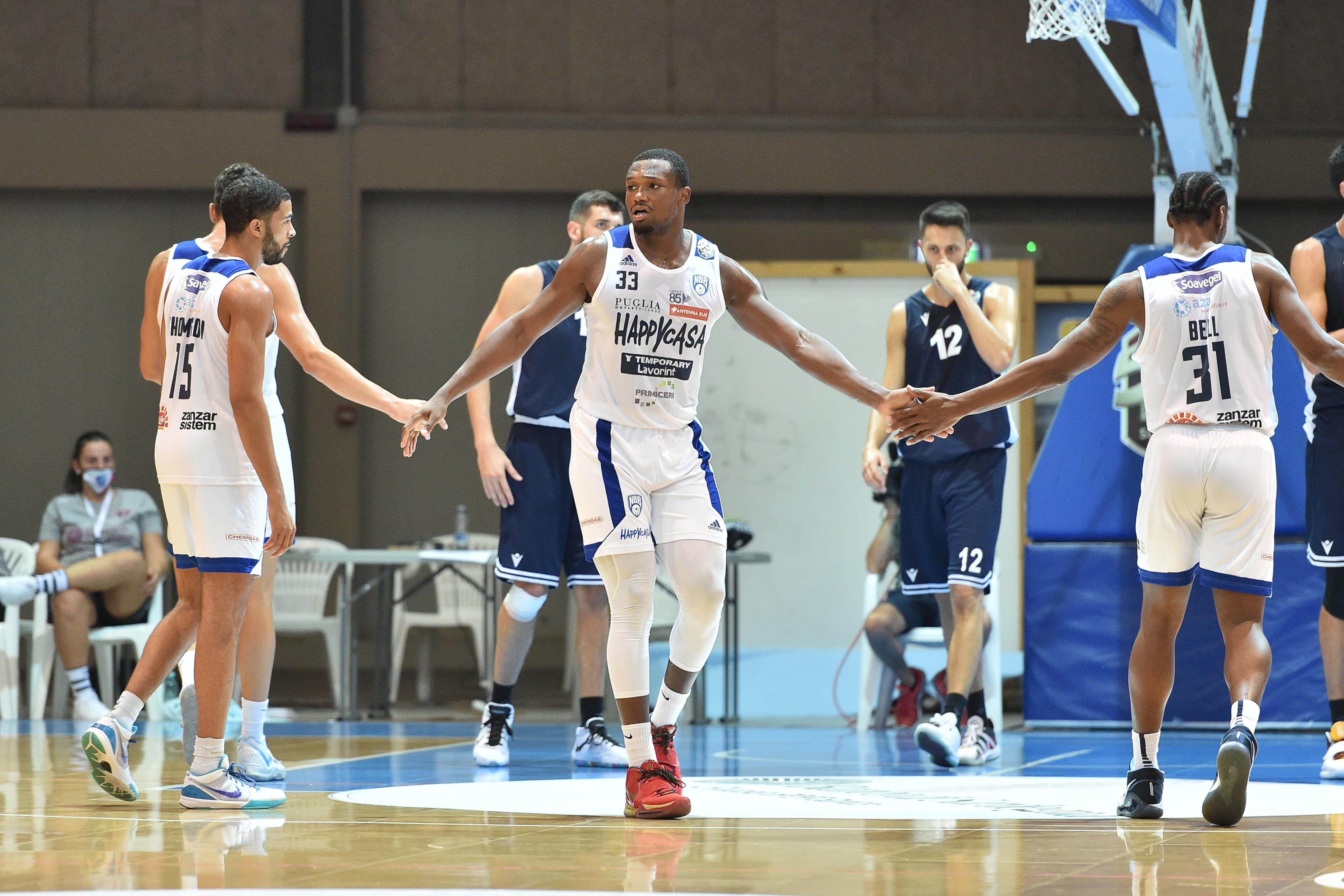 Nick Perkins Virtus Roma - Happycasa Brindisi LBA Legabasket Supercoppa Gir.D 2020/2021 Olbia, 05/09/2020 Foto L.Canu / Ciamillo-Castoria