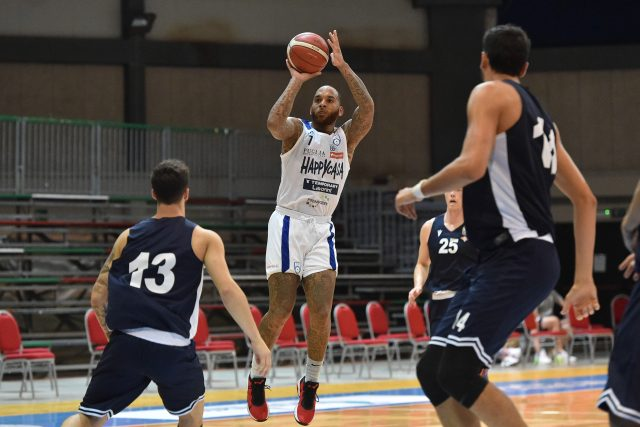 D'Angelo Harrison Virtus Roma - Happycasa Brindisi LBA Legabasket Supercoppa Gir.D 2020/2021 Olbia, 05/09/2020 Foto L.Canu / Ciamillo-Castoria