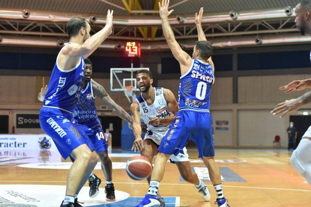 Darius Thompson Banco di Sardegna Dinamo Sassari - Happycasa Brindisi LBA Legabasket Supercoppa Gir.D 2020/2021 Olbia, 07/09/2020 Foto L.Canu / Ciamillo-Castoria