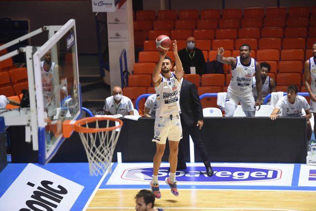 Raphael Gaspardo vola a Tallinn con l'Italbasket: è tra i dodici azzurri convocati