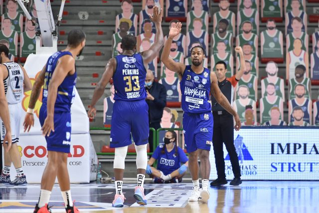 James Bell Dinamo Banco di Sardegna Sassari - Happycasa Brindisi LBA Legabasket Serie A UnipolSai 2020-2021 Sassari, 15/11/2020 Foto L.Canu / Ciamillo-Castoria