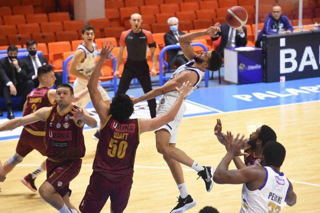 Venezia si conferma al PalaPentassuglia: 77-89 il risultato finale