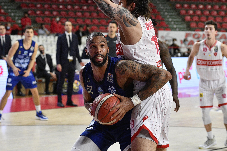 Udom Mattia Openjobmetis Varese - Happycasa Brindisi Legabasket Serie A UnipolSAI 2020/2021 Varese, 04/02/2021 Foto Ciamillo-Castoria/ Claudio Degaspari